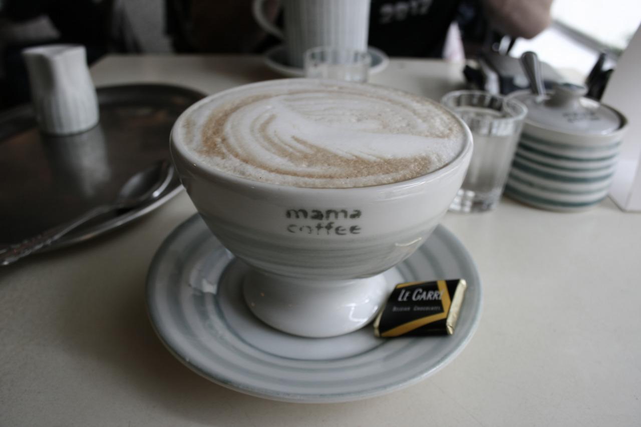 Mamacoffeecafé  | Prague, Czech Republic | June 2012