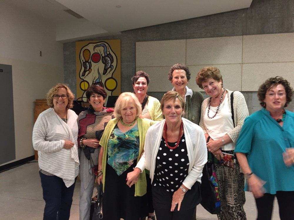 some of our grandmothers attending annual Grandmother's conference September 2015