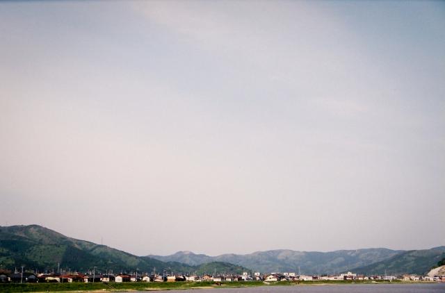 I  shinomaki, Japan / Nikon F4 / Fujifilm Superia X-Tra 400
