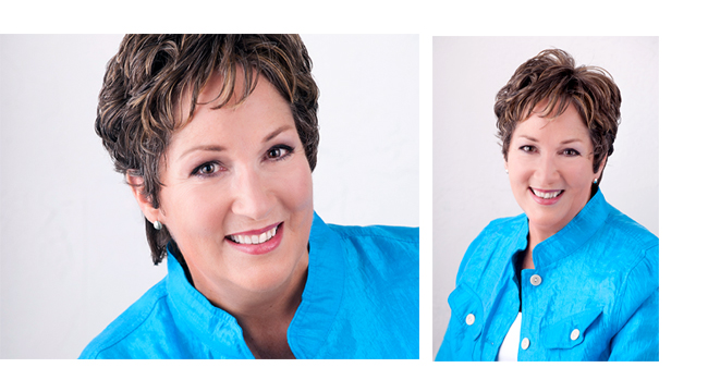 Jill Sanborne has a great new image that she can use for all her professional media.