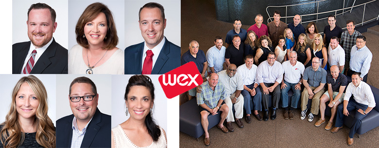 Corporate photos for WEX Inc. Taken at the Hotel Valley Ho in Scottsdale, AZ.