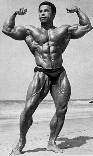 Chris Dickerson, Mr. Olympia 1982