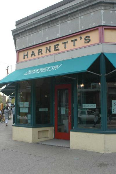 We barely even knew ye, Harnett's,