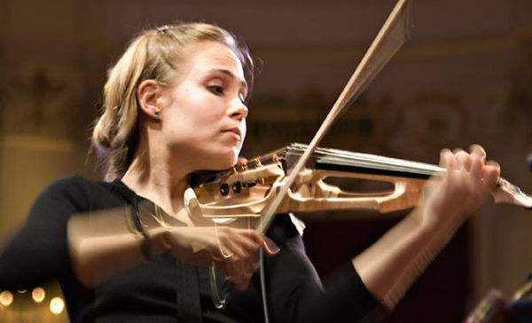 No one masters the violin to play just one tune.  (Violinist Leila Josefowicz pictured.)