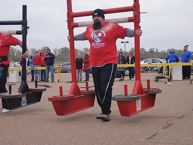 Eric's first competition rebooted his love of lifting with a sense of purpose.