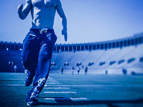 You're athletic.   Dynamic training and athletics are cornerstones of our work. Let's go out and play.   Talk to a coach.