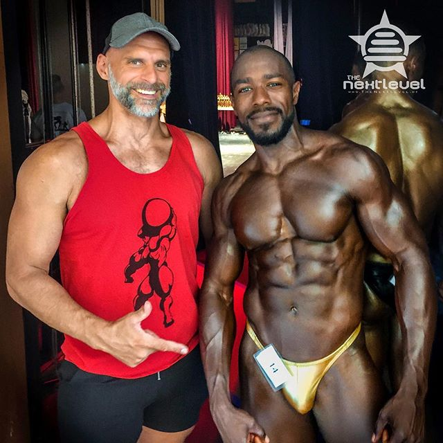 So profoundly proud of @keeganross, doing amazing work at his first competition. A second place win with some help from #ThePowerOfTeam  #bodybuilder #drugfreebodybuilding #contestday #aesthetic #KnowYourReason #FindTheWhy #TheoryOfJoy #pecs #abs #gaybodybuilder #biceps #prepcoach #akaXN #TheRealXN #LiftYourPassion #JoinYourTeam