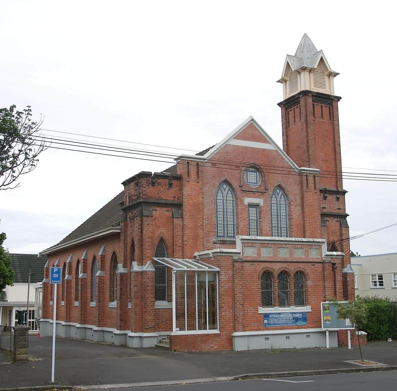 Sermons (English) - Chinese Methodist Church in New Zealand Incorporated