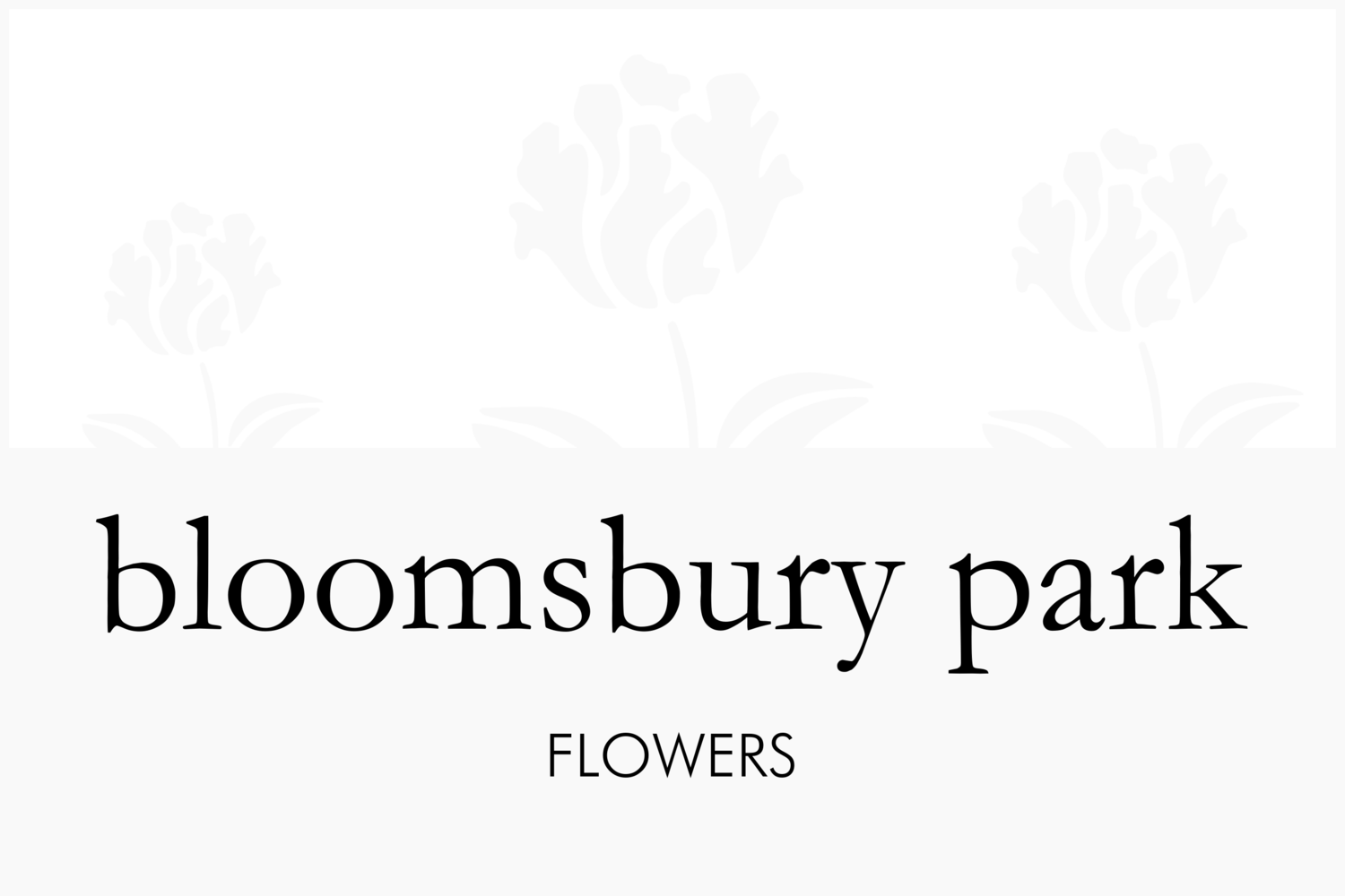 Bloomsbury Park Flowers - The Newton Flower Boutique