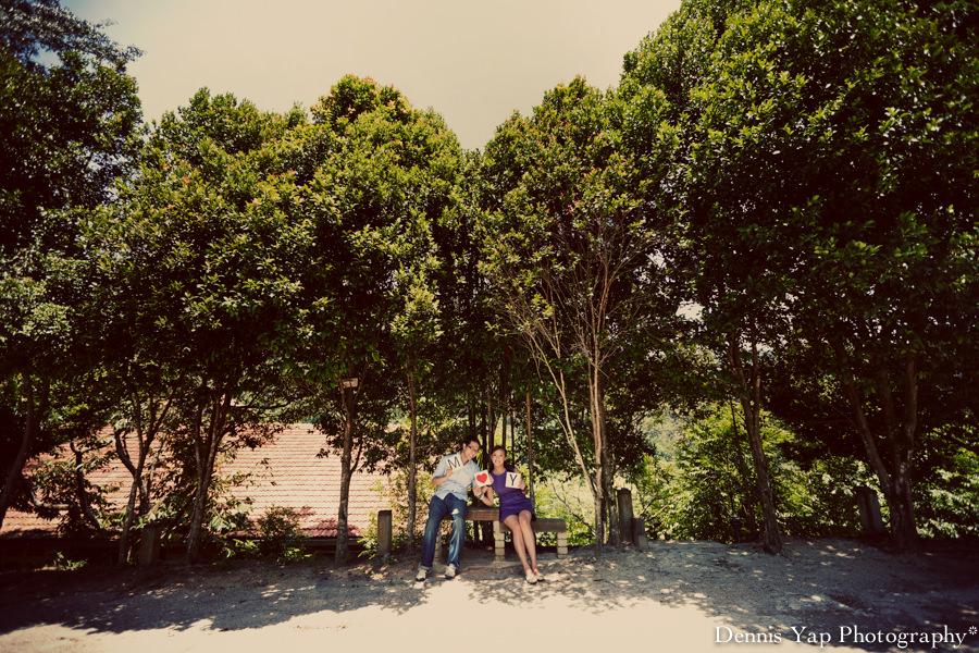 mark yuen wei pre-wedding portrait awanmulan waterfall river KLIA dennis yap photography-13.jpg