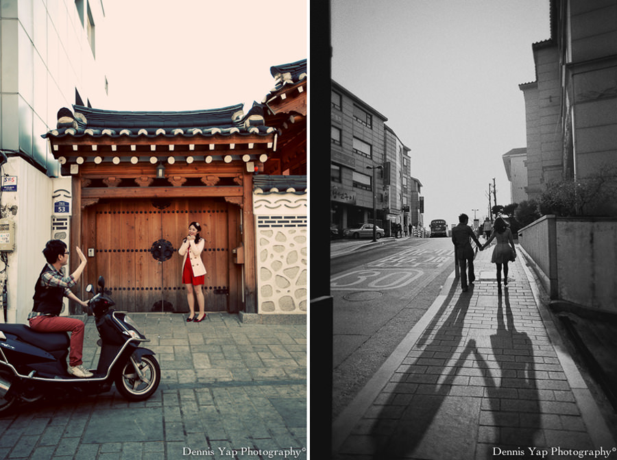 Jerry Sheryl pre-wedding korea seoul beloved dennis yap photography shadow street-16.jpg