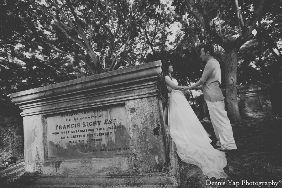 Robin bekky pre wedding penang lone pine st francis graveyard botanic garden jetty dennis yap photography-24.jpg