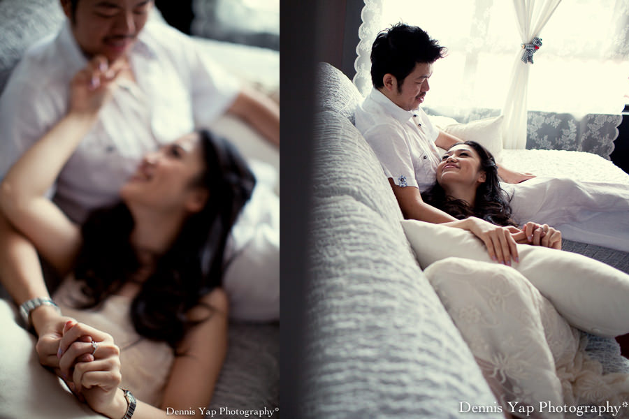 paul belle pre wedding audi TT glenmarie cove dennis yap photography home sweetness beloved car bedroom-10.jpg