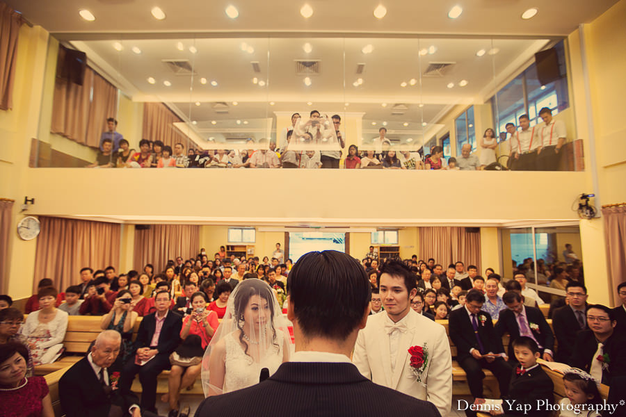 Anderson Jasmine Church Wedding Ceremony True Jesus Church Dennis Yap Photography Malaysia Klang-10.jpg