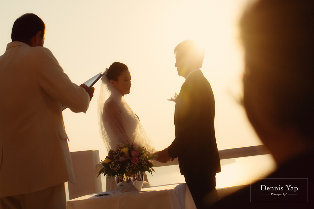 johnny iris wedding ceremony reception in santorini galini hotel sunset close small wedding by dennis yap photography malaysia asia top 30-15.jpg