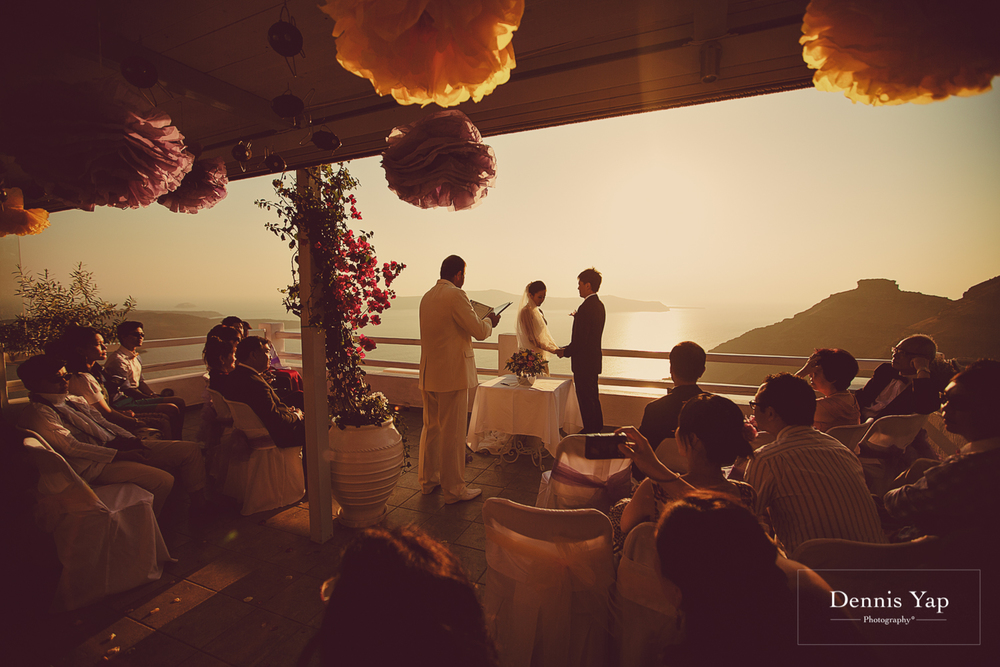 johnny iris wedding ceremony reception in santorini galini hotel sunset close small wedding by dennis yap photography malaysia asia top 30-14.jpg