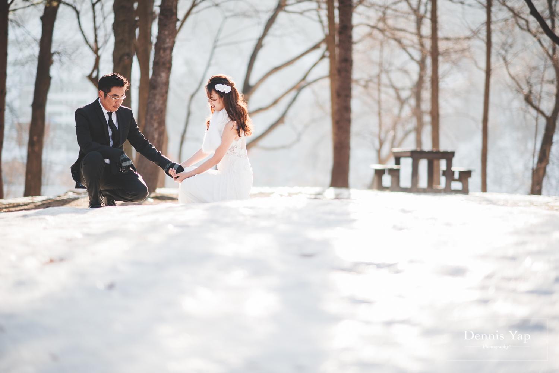 White Odyssey - Lewis & Teresa Pre-Wedding in Seoul and Nami Island ...