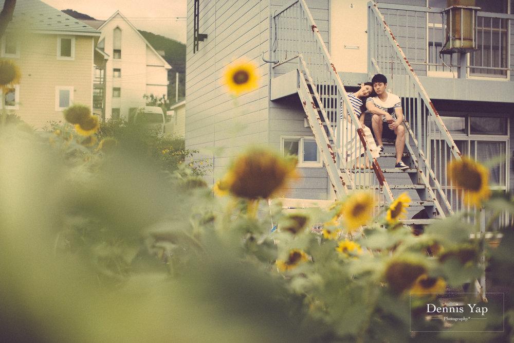 ka wing yen yen prewedding hokkaido japan sunflower field beloved natural candid dennis yap photography-23.jpg