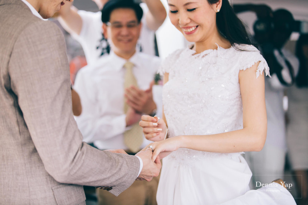 danny sherine wedding reception registration of marriage yacht fun beloved sea dennis yap photography malaysia top wedding photographer-17.jpg