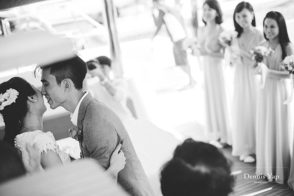danny sherine wedding reception registration of marriage yacht fun beloved sea dennis yap photography malaysia top wedding photographer-21.jpg