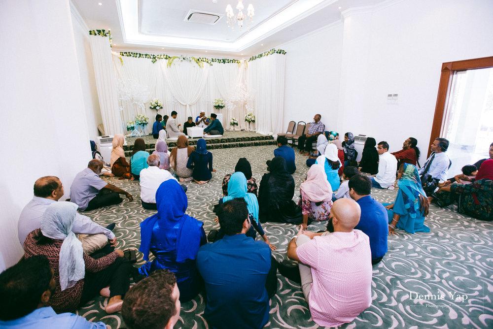 javed zenysha muslim wedding ceremony seri carcosa negara dennis yap photography maldives couple-4.jpg