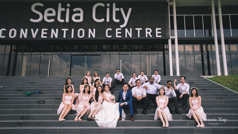 wee kee rachel wedding day setia alam convention center dennis yap malaysia top wedding photographer-12.jpg