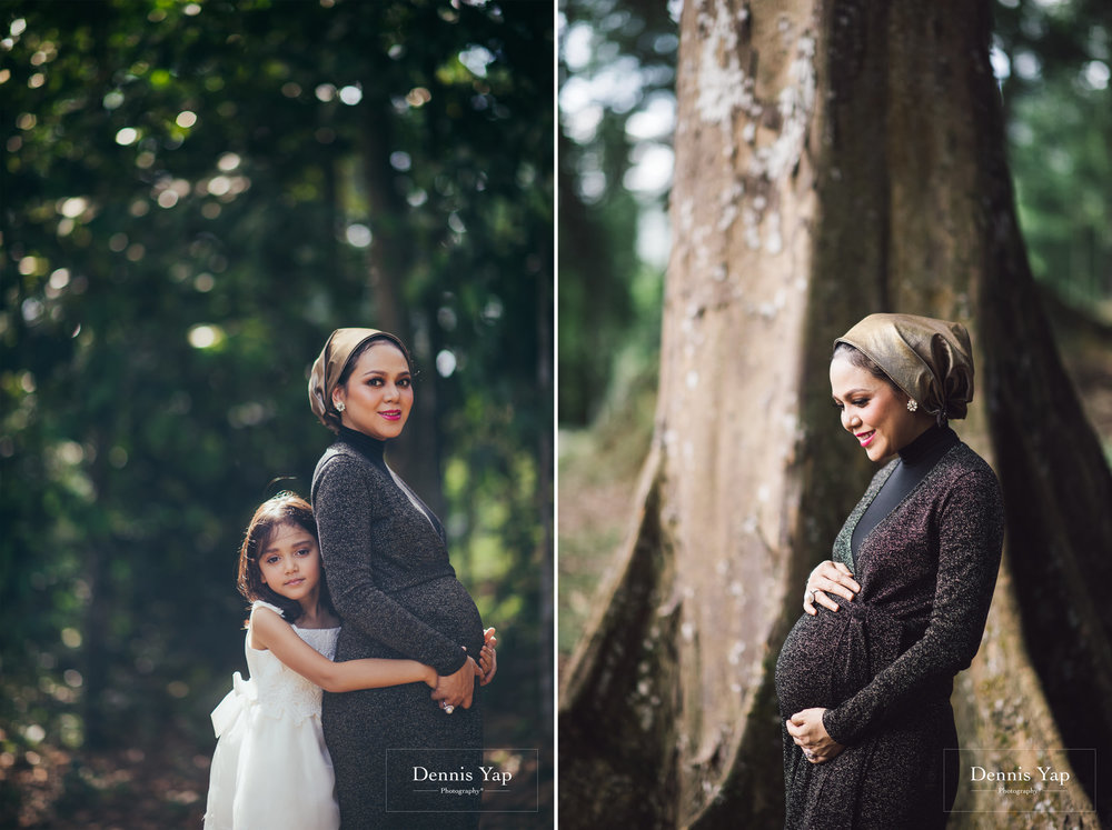 wulan maternity malay with daughter portrait dennis yap photography malaysia FRIM-4.jpg