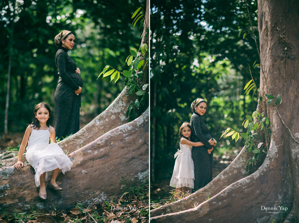 wulan maternity malay with daughter portrait dennis yap photography malaysia FRIM-2.jpg