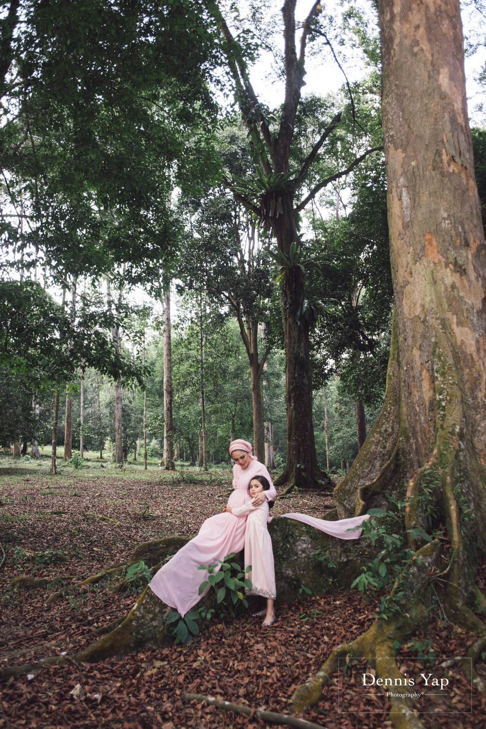 wulan maternity malay with daughter portrait dennis yap photography malaysia FRIM-7.jpg