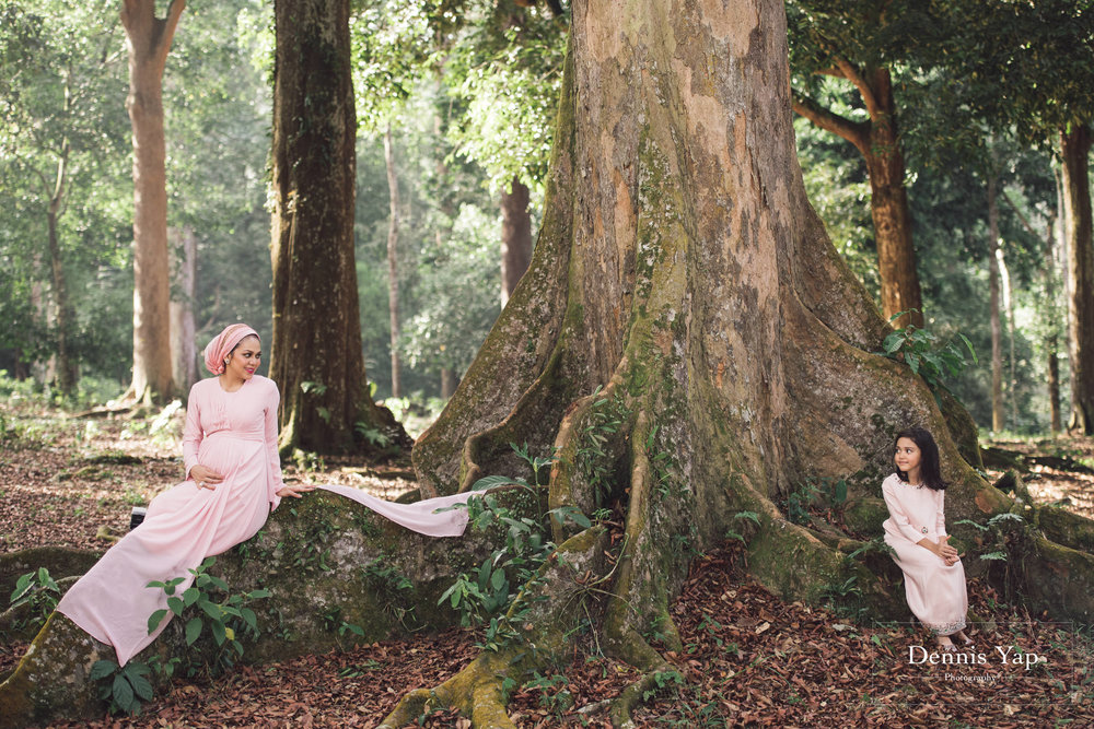wulan maternity malay with daughter portrait dennis yap photography malaysia FRIM-9.jpg