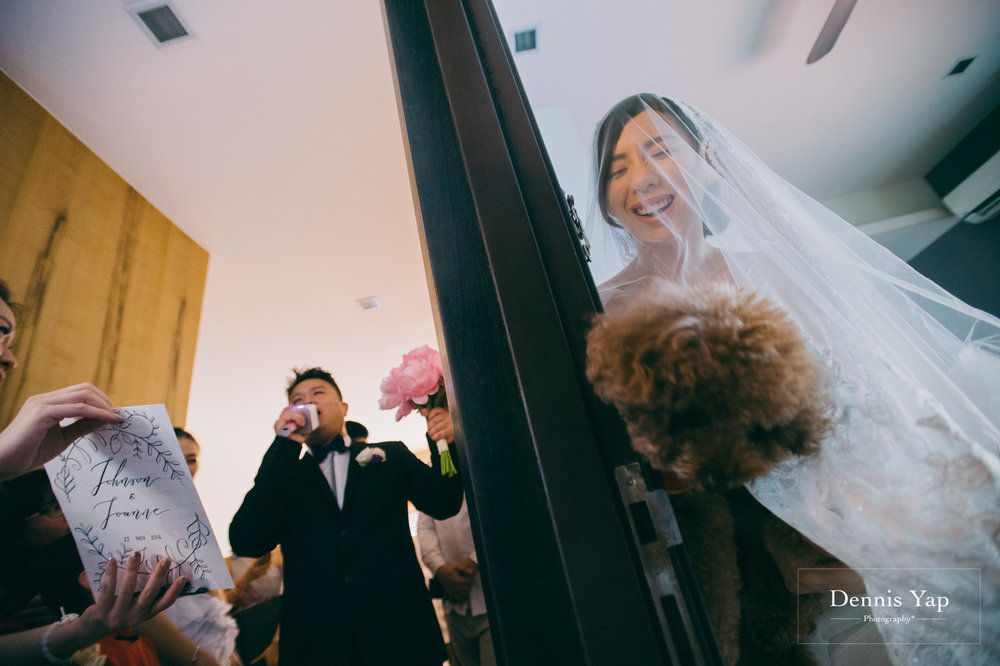 johnson joanne wedding gate crash malaysia wedding photographer dennis yap botanic klang-15.jpg