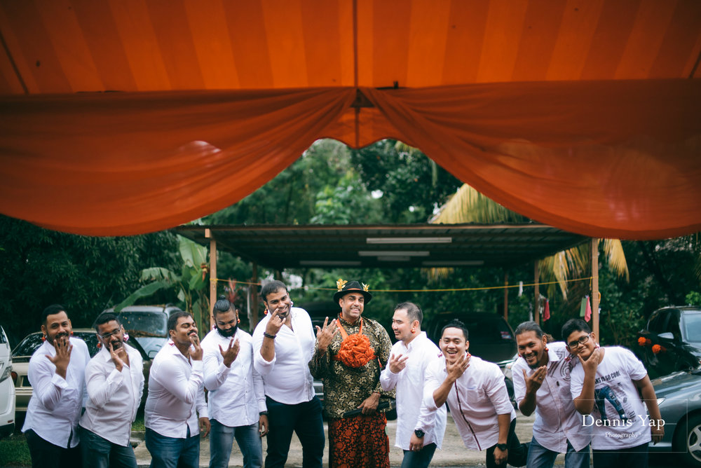 azmi zahraa wedding day gate crash traditional chinese and malay wedding dennis yap malaysia photographer-8.jpg
