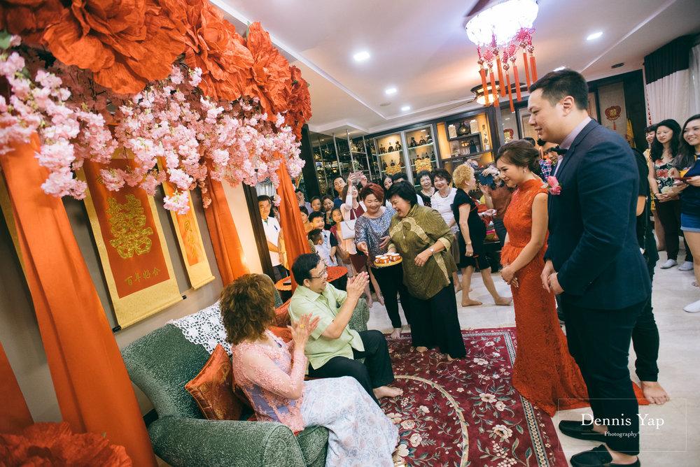 lionel joanne wedding day tea ceremony malaysia wedding photographer dennis yap red-7.jpg