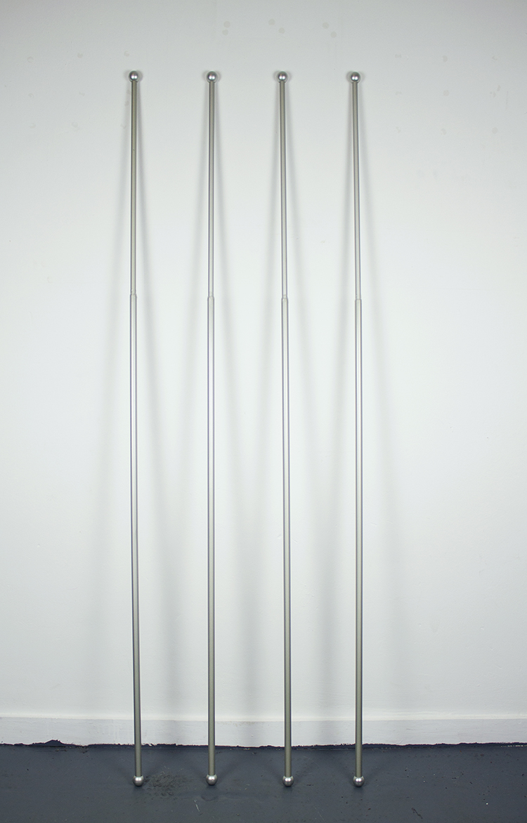 Curtain Poles  - Argos    £ 7.99 per pole