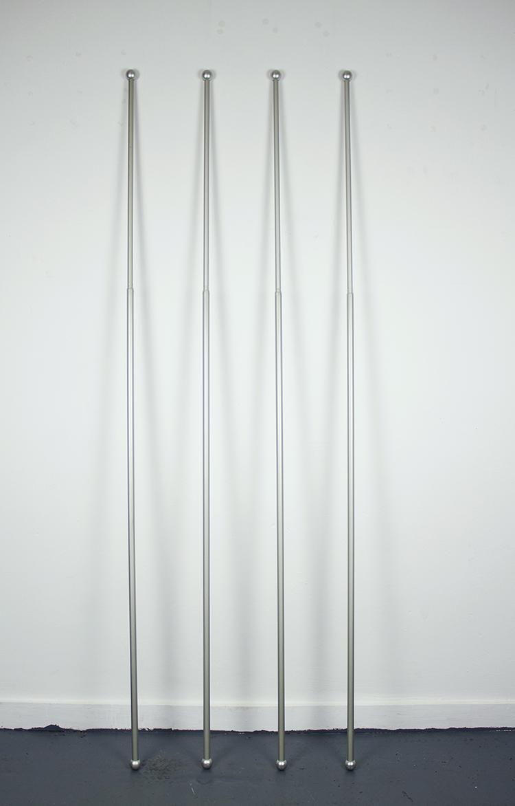 Curtain Poles - Argos £ 7.99 per pole