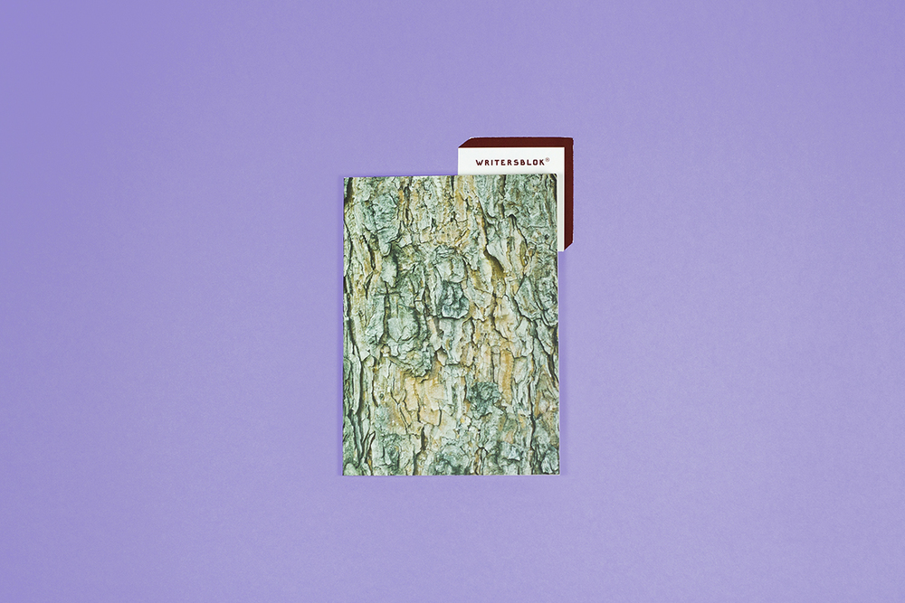 Woodpecker Pine Notebook Large  - Selfridges      £14.95