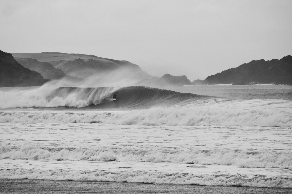 Winter Fistral
