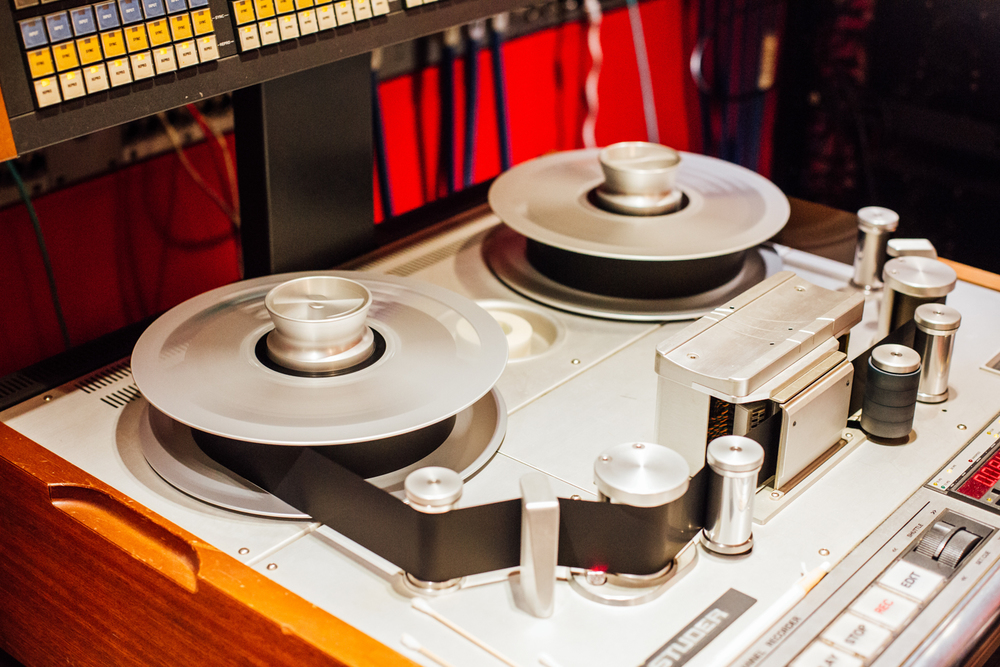 Studer Tape Machine / Abbey Road