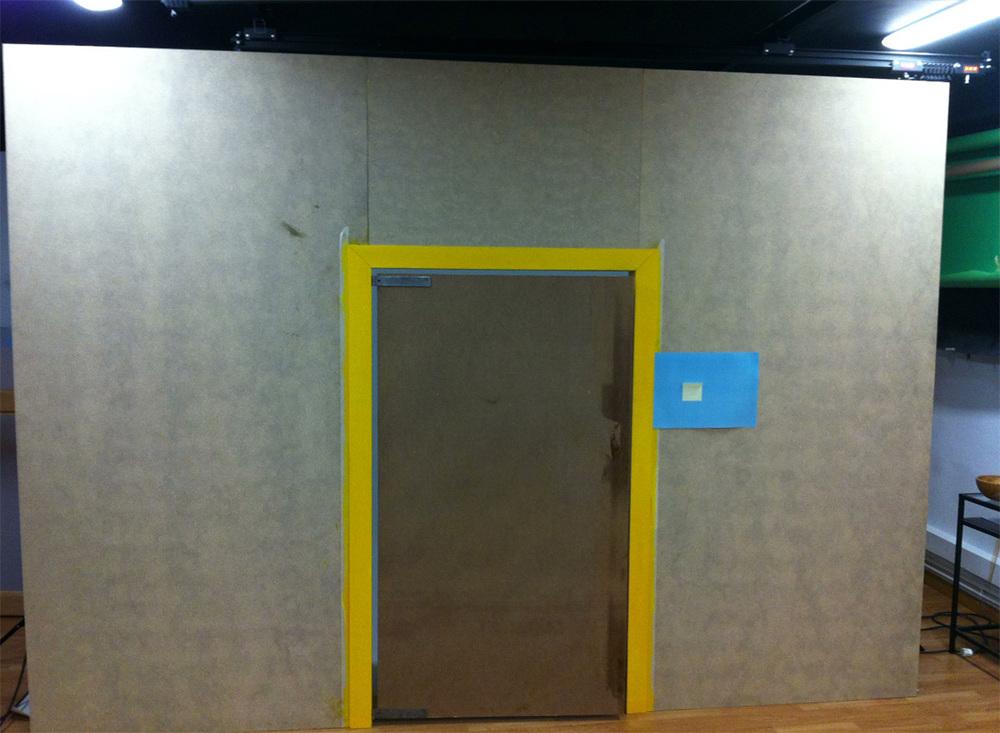 ¿Adónde irá esta puerta?