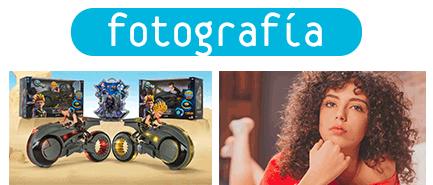Sesiones de fotografía y retoque digital. Moda, gastronomía, foto de catálogo, música o motor entre otros.
