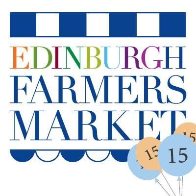 Edinburgh Farmers Market 15th Anniversary