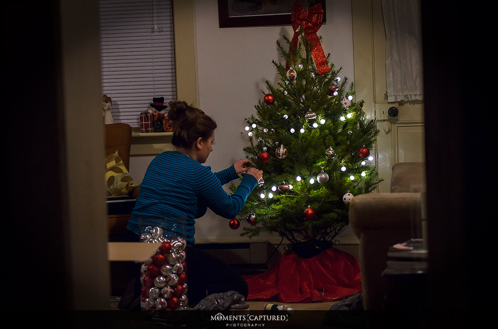 Decorating the Tree: A Christmas tradition
