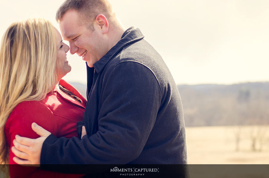 Jess and Anthony ∼ Engagment Photography Valley Forge, PA