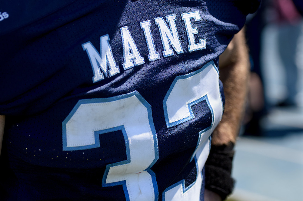 University of Maine Jersey Lifestyle Photography