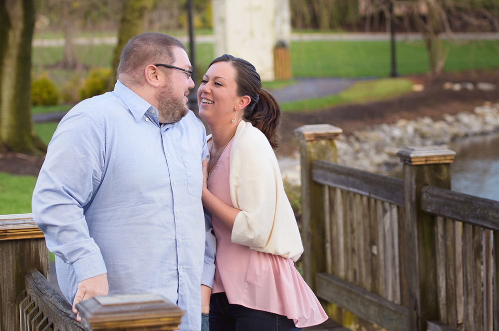 MIke and Jenna ∼ Engagement Photography