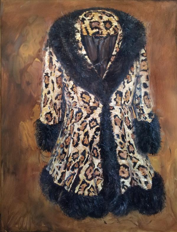 Leopardskin Front