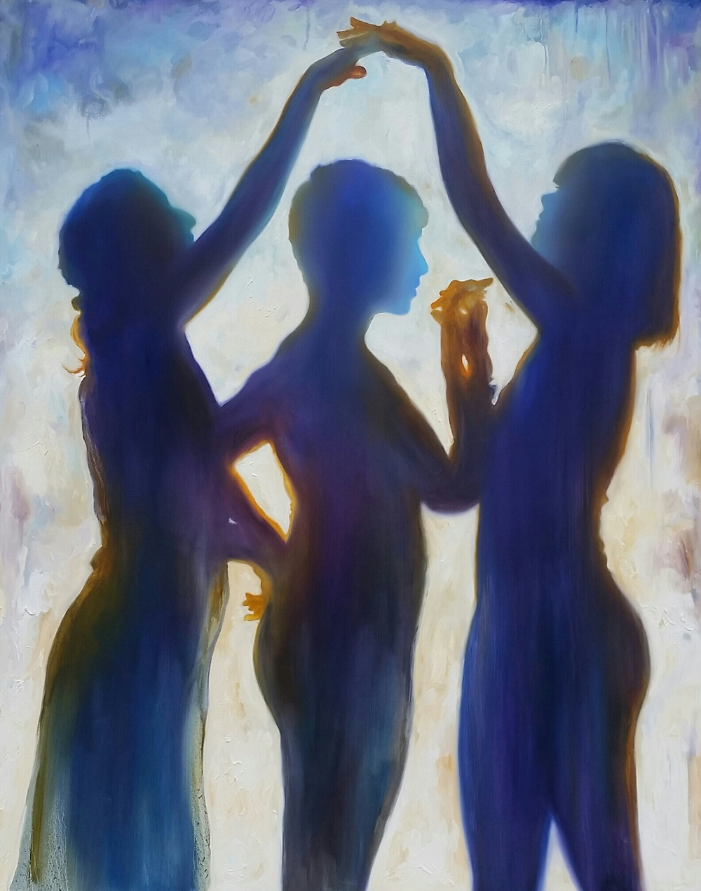 Dancers: The 3 Muses