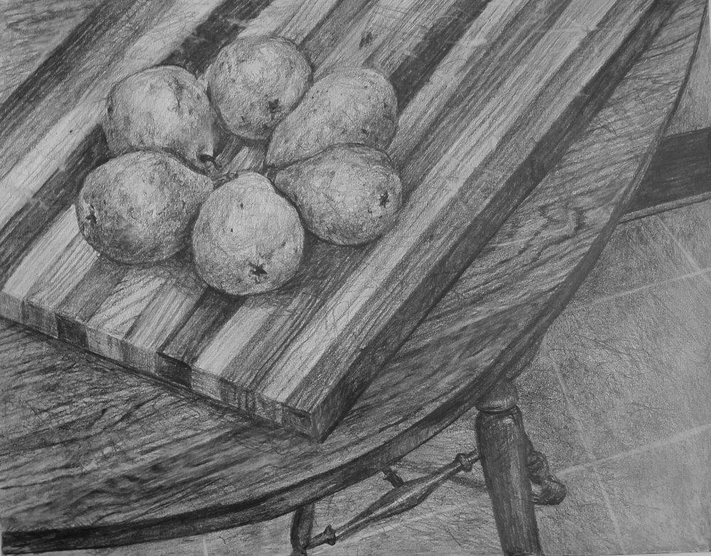 Circle of Pears