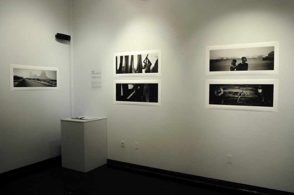 « Mali pays-visages » espace f, Canada, 2010