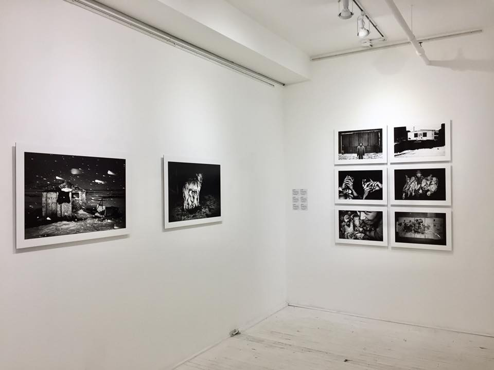 «Aqiaruk», La Castiglione, Montréal, Canada, 2017